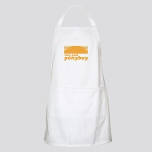 """Stay Gold Ponyboy"" [The Outs BBQ Apron"